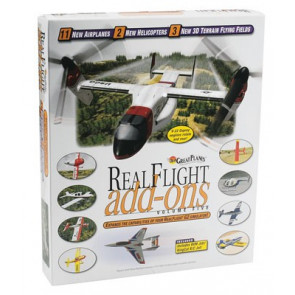 REALFLIGHT ADD-ONS VOL.5