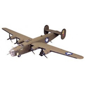 Guillows B-24D Liberator Model Kit