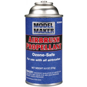 Hobbico Model Maker Airbrush Propellant 9.5 oz