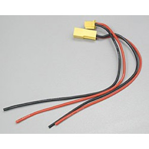 HPI Racing Motor Wires w/Plug Micro RS4