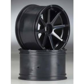 "HPI Racing Blast Wheel Black 115x70mm 7"" (2)"