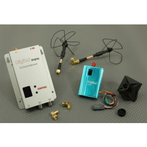 IBCRAZY 2.3GHz RTF Video System