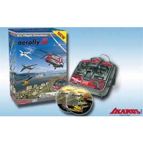 "IKARUS Aerofly5 for Windows with ""new"" USB Game Commander Version"
