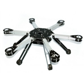 Next Level 500mm Hex-Copter Frame Kit