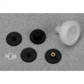 JSP94070 JR SPORT Gear Set: Servo Retract RT88