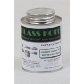 KLA420 KLASS KOTE PART B PRIMER CATALYST, WHITE FAST 8 OZ.