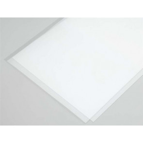 "KS1308 K&S Plastic Sheet .015""x8.5""x11"" (2)"