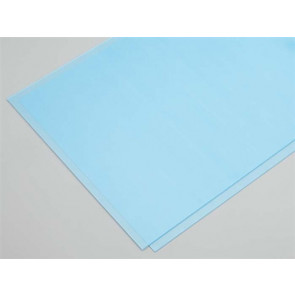 "KS1310 K&S Plastic Sheet 030""x8.5""x11"" (2)"