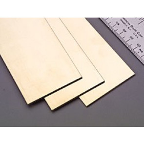 KS249 KS BRASS .064X2 SHEET