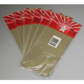 KS250 KS BRASS SHEET 4X10X.005
