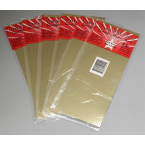 KS251 KS BRASS SHEET 4X10X.010