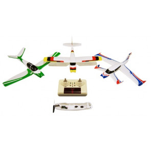 MSSF191A ItCanFly Snap&Fly - 3-in-1 RTF Airplane System