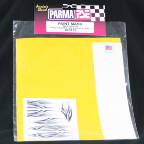 PAR10813 PARMA INCA PAINT MASK