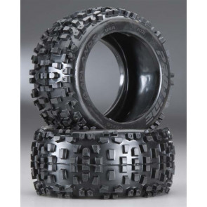 "Pro-Line Badlands 3.8"" All Terrain MT Tire Fr/Re (2)"