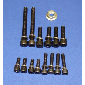 RCGF Replacement Screw Set for RCGF 15cc Engines
