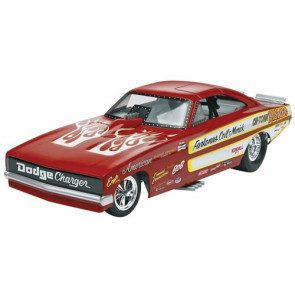Revell 1/25 Chi Town Hustler Charger Funny Car