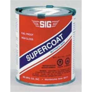 SIG SUPERCOAT CLEAR QUART