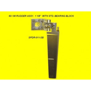 SPEED MASTER ROSSI RUDDER ASSEMBLY 60 101
