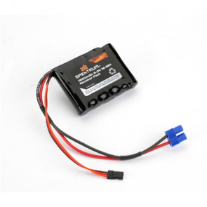 SPEKTRUM 1650mAh 6.0V NiMH Receiver Pack