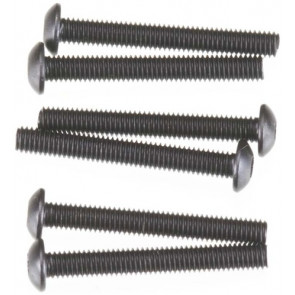 Traxxas Screws 3x23mm Button-Head Machine Hex Drive (6)