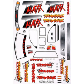 Traxxas Decal Sheet T-Maxx