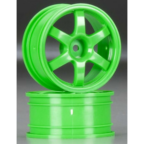 Traxxas Wheels Volk Racing TE37 Green (2)