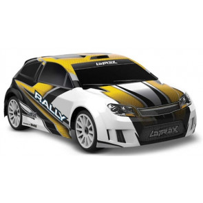 Traxxas 1/18 LaTrax Rally 4WD RTR Yellow