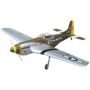AIRBORNE MODELS P-51 Mustang EP 40