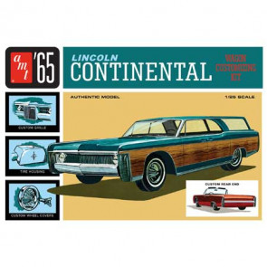 AMT 1/25 1965 Lincoln Continental