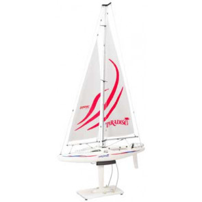 AquaCraft Paradise Sailboat RTR Red 68