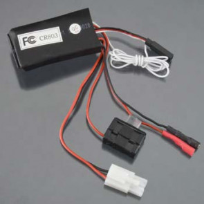AquaCraft Receiver ESC A3 w/On/Off Switch Mini Rio