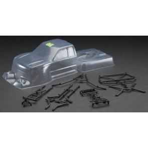 Axial Trail Honcho Clear Body w/Rear Cage AX10/SCX10