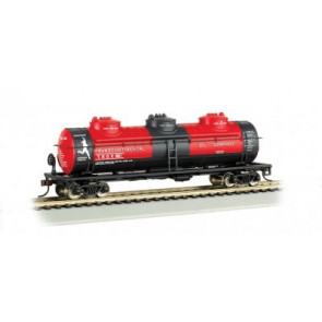 BACHMANN TRANSCONTINENTAL OIL COMPANY - 40' THREE-DOME TANK CAR (HO SCALE)