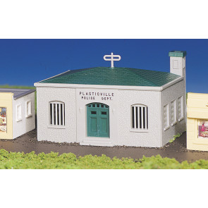 BACHMANN Police Stations (HO Scale)