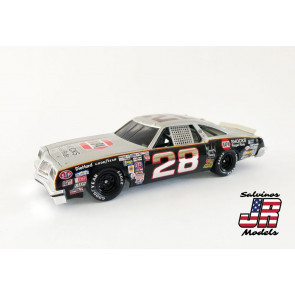 Salvinos JR Models Buddy Baker Gray Ghost 1980 Model