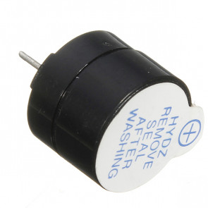 Graves RC 5v Electromagnetic Active Buzzer with Continuous Beep