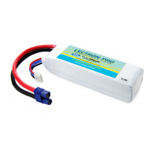Lectron Pro 11.1v 3000mAh 30C with EC3 Connector for the Blade 350 QX