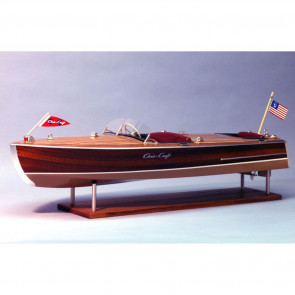 Dumas 1949 19' Chris Craft Racing Runabout Boat Kit