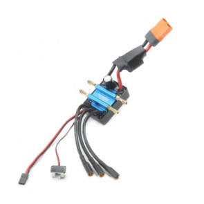 Pro Boat 120A BL Marine ESC 2-6S Single Connector