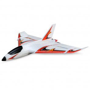 E-Flite Delta Ray One BNF Basic with SAFE Technology, 500mm