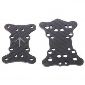 EMAX Hawk 5 Spare Parts B (Mid Plate x1, Bottom Plate x1)