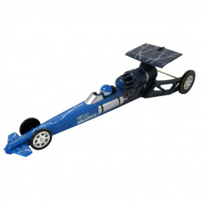 Estes Blue Storm Blurzz Rocket Powered Dragster