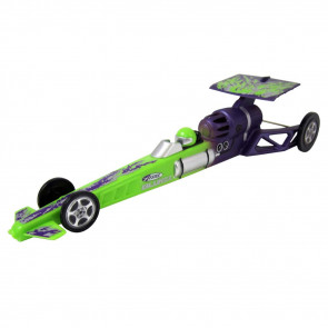 Estes Green Mantis Blurzz Rocket Powered Dragster
