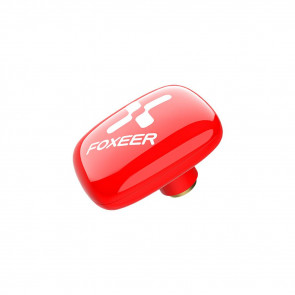 Foxeer Echo Patch 5.8G Antenna 8DBi for FPV Racing - Red - Left Hand