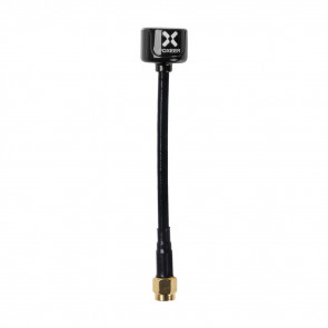 Foxeer Lollipop 2 2.5DBi 5.8G Super Mini Antenna For FPV Racing(2pcs) - 10cm - SMA - RHCP - Black
