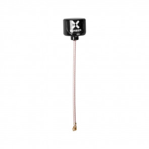 Foxeer Lollipop 5.8G RHCP Antenna UFL Connector - Black