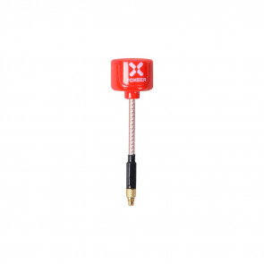 Foxeer Lollipop 5.8G RHCP Mini FPV Antenna MMCX - RED