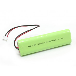 FrSky Taranis XD9 Replacment 2000mah Battery