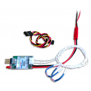 FrSky Smart Port RPM and Dual Temperature Sensor
