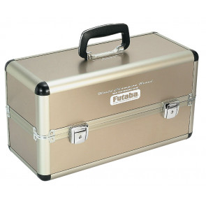 Futaba Metal Double Transmitter Carrying Case